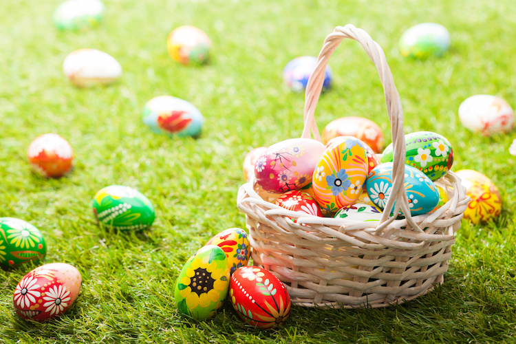 Easter Egg Hunt Is Coming